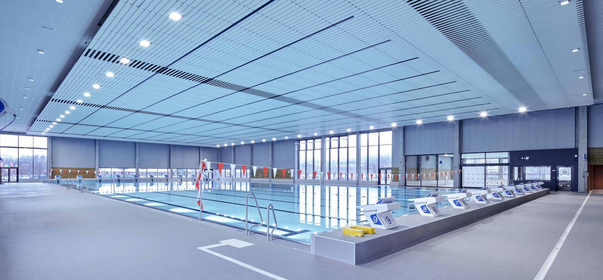 Rud svømmehall i Bærum kommune
